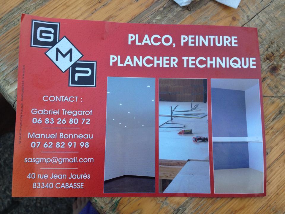 GMP Placo Peinture Plancher Technique